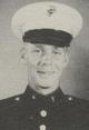 Sgt Claude Russell Wilburn Jr.