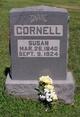 Susan <I>Dolph</I> Cornell