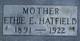 Ethie Elizabeth Hatfield