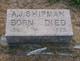 "Andrew Jackson ""A J"" Shipman"