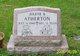 Jolene <I>Bouvier</I> Atherton