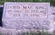 Doris Mae King