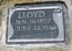 Lloyd Holladay