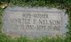 Myrtle E. <I>Kensler</I> Nelson