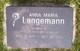 Anna Maria Langemann