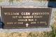 William Glen Anderson