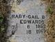 Gail B Edwards