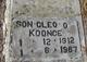 Cleo O Koonce