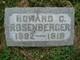 Howard C. Rosenberger
