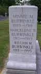 Marcelline <I>Whitehead</I> Burwinkle