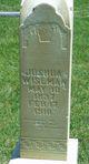 Harriet Maria <I>Huffman</I> Wiseman