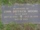 Lynn Deitrick Moore