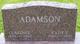 Profile photo:  Clarence Adamson