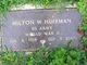 Milton Wilson Huffman