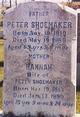 Peter Shoemaker