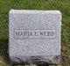 Maria Eliza Webb