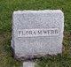 Flora M. Webb