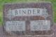 "Profile photo:  Joseph ""Joe"" Binder"
