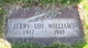 Jerry Loy Williams