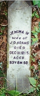 Profile photo:  Jemima Watson <I>Hines</I> Adams