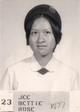 Profile photo: Sgt Bettie Rose Jee