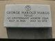 George Harold Hargis