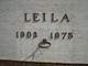 Leila <I>Webb</I> Pickens
