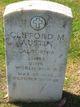 Clifford M Austin
