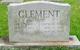 Gertrude Elizabeth <I>Powell</I> Clement