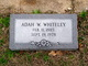 Profile photo:  Adah W. Whiteley