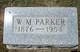 Winslow Martin Parker