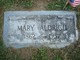 Lillie Mary <I>Howey</I> Aldrich