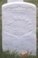 Pvt George W Barrell