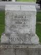 "Francis Xavier ""Frank"" Monnier"