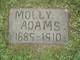 Profile photo:  Molly Adams