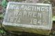 Ara <I>Hastings</I> Warren