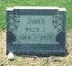 """William J """"Willie"""" James"""