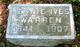 Jennie Elsa <I>Ives</I> Warren