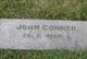 Pvt John Conner