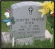 Profile photo:  Dorothy <I>Prater</I> Polk