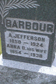 Alexander Jefferson Barbour