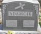 Profile photo:  John R. Adamcik