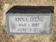 Profile photo:  Anna Irene <I>Poole</I> Adams