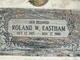 Roland W. Eastham