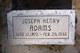 Joseph Henry Adams