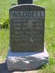 Mary <I>Davis</I> Waddell