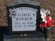 Alfred W Barber