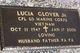 Lucia Glover Jr.