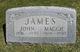 Maggie W. James