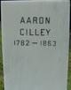 Profile photo:  Aaron Cilley